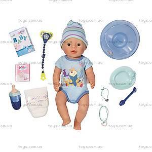 Кукла Baby Born «Очаровательный малыш», с чипом, 822012