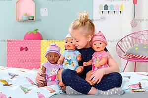 Кукла Baby Born «Очаровательный малыш», с чипом, 822012, отзывы
