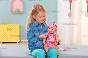 Кукла Baby Born «Очаровательный малыш», с чипом, 822012, цена
