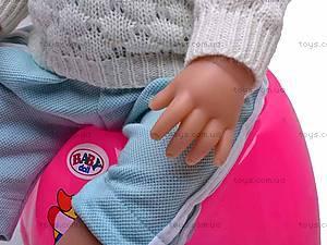 Кукла Baby Doll в пижаме, 8001-E, игрушки