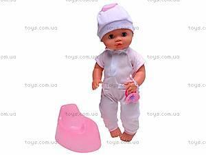 Кукла Baby Toby, 33003-1, фото