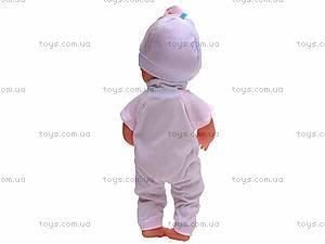 Кукла Baby Toby, 33003-1, детские игрушки