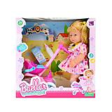 """Кукла """"Baellar"""" с коляской и пупсом, 10399, фото"""