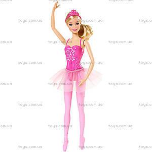 Кукла-балерина Barbie, CFF42, купить
