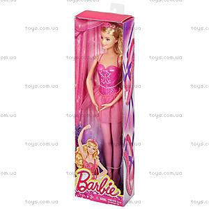 Кукла-балерина Barbie, CFF42, цена