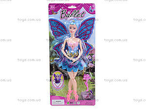 Кукла-балерина с крыльями, LY-2310