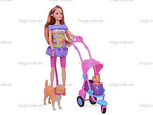 Кукла Bannie с аксессуарами, BN813, купить