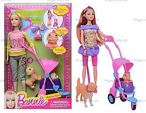 Кукла Bannie с аксессуарами, BN813
