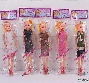 """Кукла """"Барби"""", 5 видов, 168"""