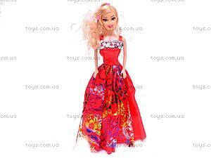 Кукла Барби «Красотка», 9582A-60, игрушки