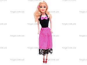 Кукла Барби «Модница», 9582A-51, игрушки