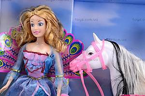 Кукла Барби с лошадью, 899-2, купить