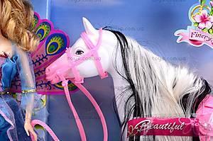 Кукла Барби с лошадью, 899-2, отзывы