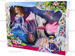 Кукла Барби с лошадью, 899-2