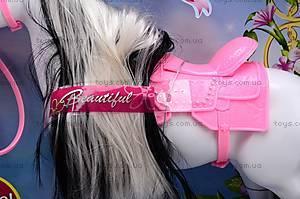 Кукла Барби с лошадью, 899-2, игрушки