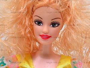 Кукла «Барби» с набором одежды, 5885E, фото