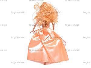 Кукла «Барби» с платьями, 8589B, купить