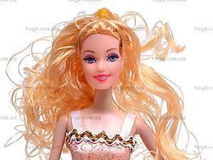 Кукла «Барби» с платьями, 8589B, отзывы