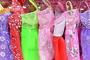 Кукла «Барби» с платьями, 8589B, игрушки