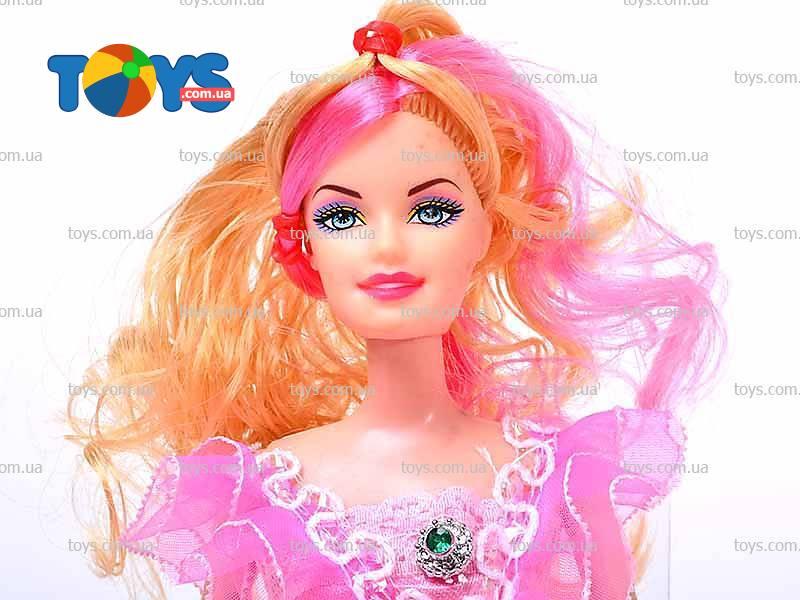 Прическа для кукол барби 69