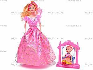 Кукла Барби с ребенком, 8899A