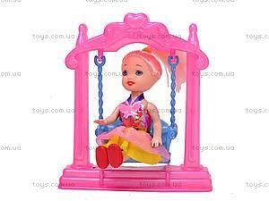 Кукла Барби с ребенком, 8899A, игрушки
