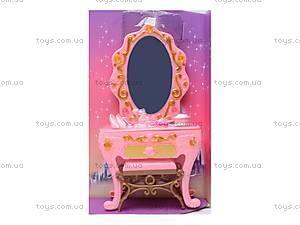 Кукла «Барби», с туалетным столиком, 83143, отзывы