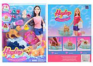 Кукла «Barbie» с домашним любимцем, HB015, купить
