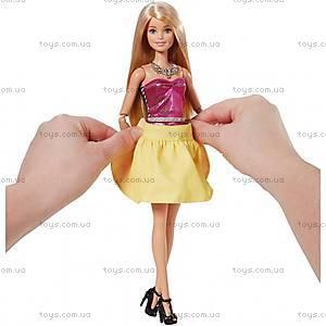 Кукла Barbie «Модная трансформация», DMB30, фото