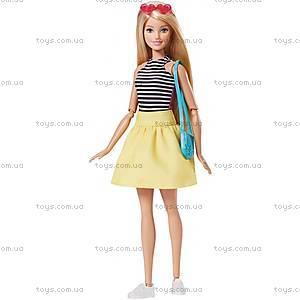 Кукла Barbie «Модная трансформация», DMB30, toys