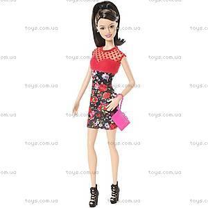 Кукла Barbie «Модница», DFT85, фото