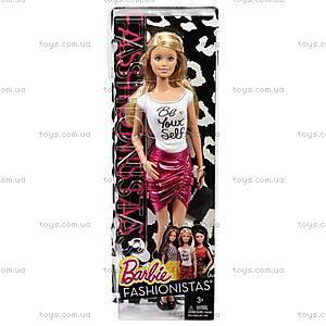 Кукла Barbie «Модница», DFT85, цена