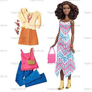 Кукла Barbie «Модница» с одеждой, обновленная, DTD96, игрушки