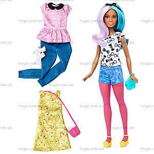 Кукла Barbie «Модница» с одеждой, обновленная, DTD96, детские игрушки