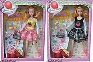 Кукла Барби, 2 вида с аксессуарами, 8038-1-3, фото