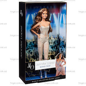 Кукла Барби «Дженнифер Лопес», Y3357