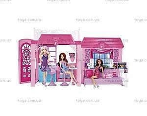 Кукла Барби с игрушечным домом «Проектируй и декорируй», Y4118, купить