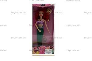 Кукла Beatrice «Ариэль» из м/ф «Русалочка», BC3126-Ariel, купить