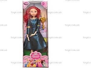Кукла Beatrice «Мерида» из м/ф «Храбрая сердцем», BC3126-Merida, купить