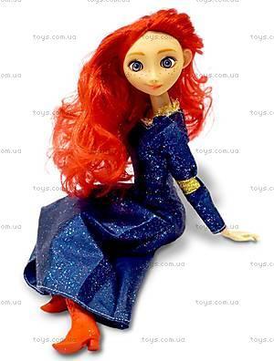 Кукла Beatrice «Мерида» из м/ф «Храбрая сердцем», BC3126-Merida
