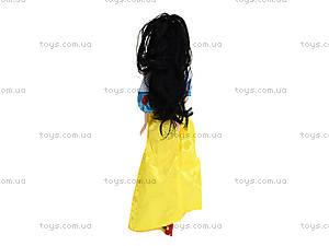 Кукла для девочек «Белоснежка», 9138, фото