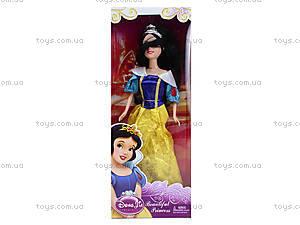 Кукла для девочек «Белоснежка», 9138, отзывы