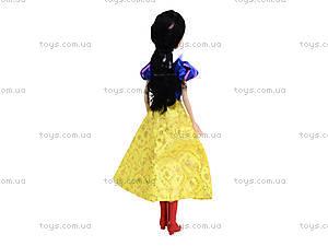 Игрушечная кукла «Белоснежка», 3126A01, фото