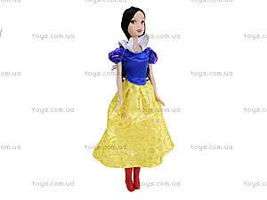 Игрушечная кукла «Белоснежка», 3126A01, отзывы