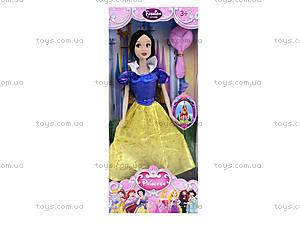 Игрушечная кукла «Белоснежка», 3126A01, цена