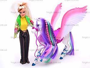 Кукла Bettina с лошадью, 66425