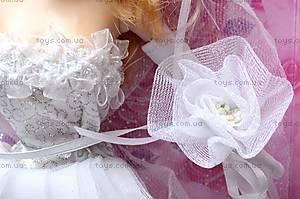 Кукла Betty, в свадебном платье, 840A, отзывы
