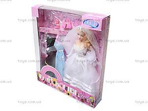 Кукла Betty, в свадебном платье, 840A