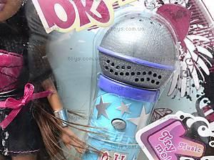 Кукла Bratz с микрофоном, B936, фото