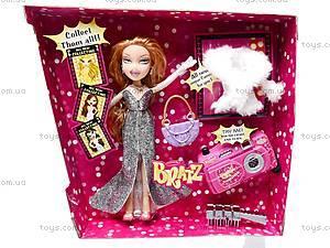 Кукла Bratz «Знаменитость», B933, магазин игрушек